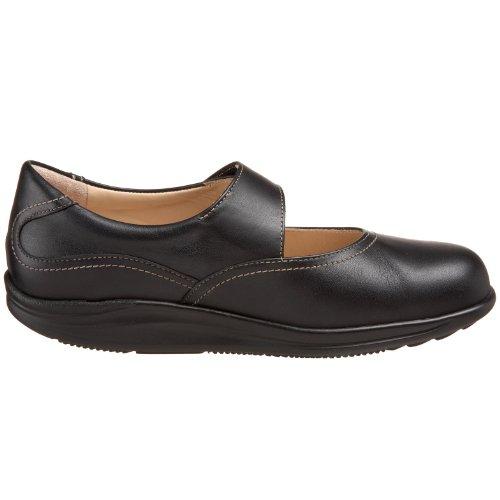 cordones negro Finn Comfort mujer Zapatos negro para de qwFw70t