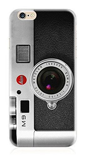 bestbuy-24 CASE printmotiv Retrò Macchina Fotografica Fotocamera per cellulare smartphone Apple iphone-7plus/7-plus/8-plus con 5,5 pollici display, Custodia cover skin , Leica M9 motivo
