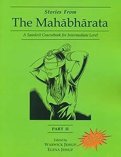 Stories From The Mahabharata A Sanskrit Coursebook For Intermediate