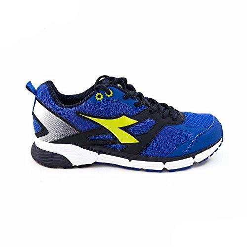 Diadora Action II Homme Chaussures Running AZZURRO-BLU k4KCke