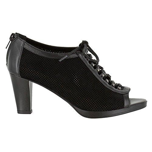 Lilo Vita Bella Women's Black Suede Boots qEnHwxRC