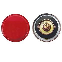 Fuel Cap - Red John Deere 830 4620 2140 1530 1020