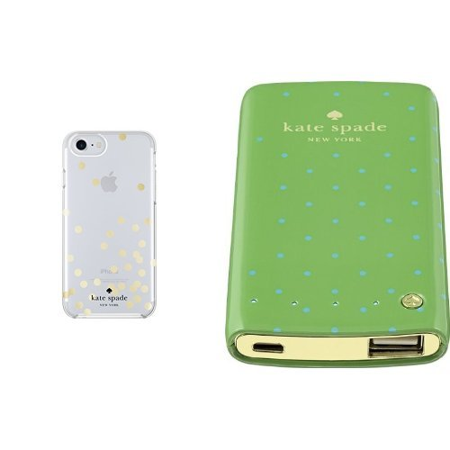 size 40 d046d 4ecc9 Galleon - Kate Spade New York Protective Hardshell Case For IPhone 7 ...