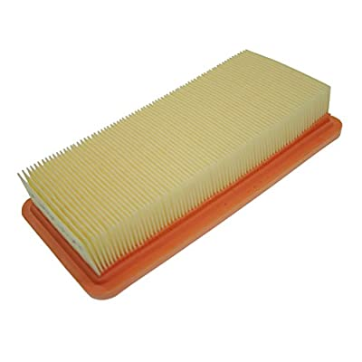 Blue Print ADG02240 Air Filter, pack of one: Automotive
