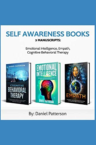 Self Awareness books,3 Manuscripts:: Emotional