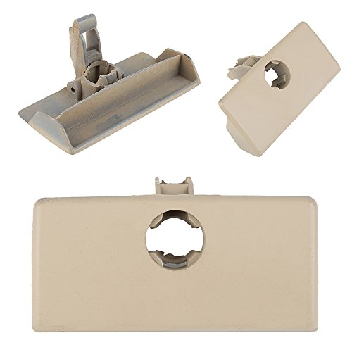 SP-Auto Beige Car Inner Glove Box Door Cover Lid Latch For VW Bora Golf4 MK4 ()