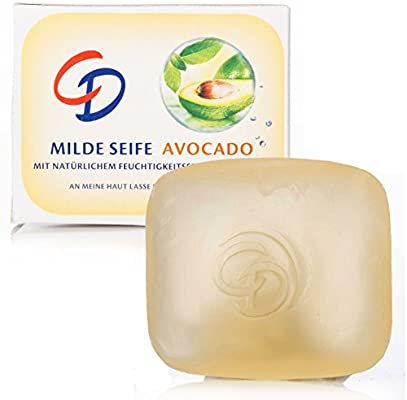 5 Pack CD MILDE Viaje de jabón aguacate 5 x 35 g: Amazon.es: Belleza