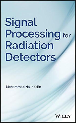 Signal Processing for Radiation Detectors: Amazon.es: Mohammad Nakhostin: Libros en idiomas extranjeros