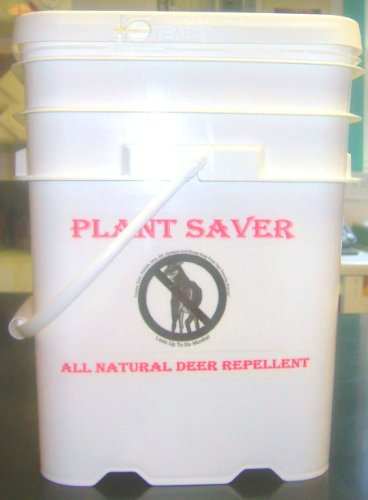 Plant Saver All Natural Deer Repellant 25 LBS by Cedar Creek