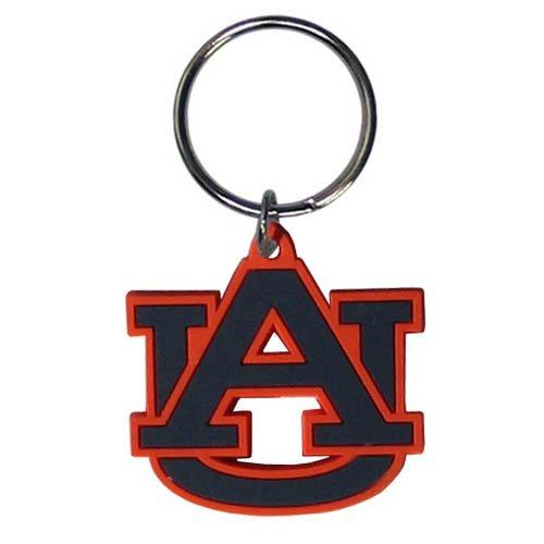 Siskiyou NCAA Auburn Tigers Team Logo Flex Key Chain
