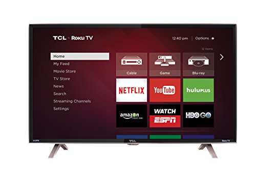 TCL 32S3850 32-Inch 720p Roku Smart LED TV (Silver) (2015 Model) review