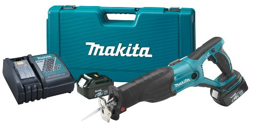 Cheap Makita XRJ02 18V LXT Reciprocating Saw Kit (Discontinued by Manufacturer)
