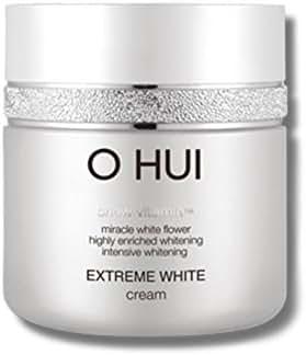 O HUI EXTREME WHITE CREAM 50ml with Sample Gift