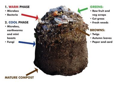 Portátil Saco de compostaje: Amazon.es: Jardín