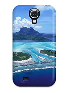 Minnie R. Brungardt's Shop Cheap 4007015K35637470 Defender Case With Nice Appearance (seascape) For Galaxy S4