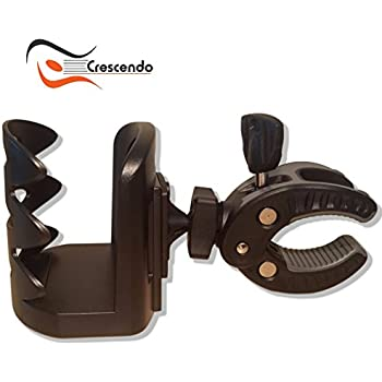 Amazon Com On Stage Msa5050 Clamp On Cup Holder Musical