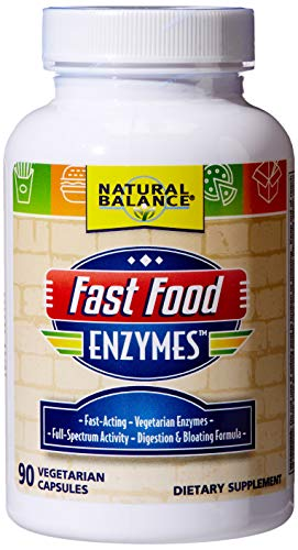 Food Enzymes, 90-Capsules ()