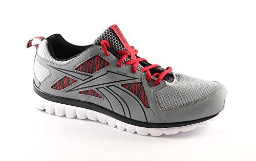 REEBOK M44452 sublite ESCAPE zapatos gris hombre corriendo tecnología de memoria Grigio