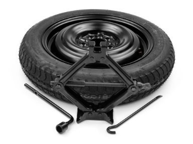 Factory Kia Optima HYBRID Spare Tire Kit