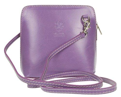 tracolla donna Purple Borsa Light Elegant a qxOEfnS