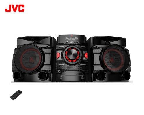 JVC MX-DN100 2.0 Channel Mini Region Free DVD Hi-Fi System w