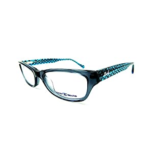 LUCKY BRAND Eyeglasses ROUTE 66 Blue 51MM