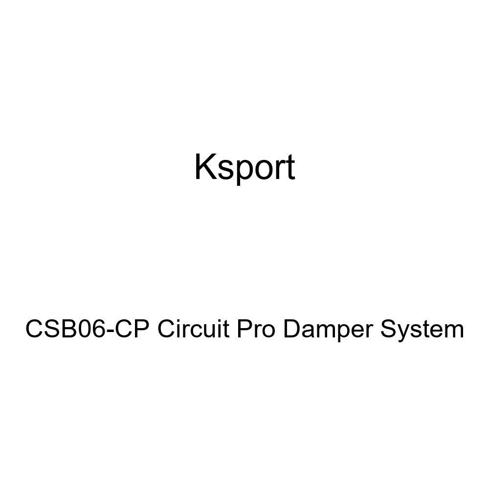 KSport CSB06-CP Circuit Pro Damper System