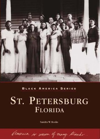 St. Petersburg Florida (FL) (Black America) by Sandra Rooks - Shopping Mall Petersburg St