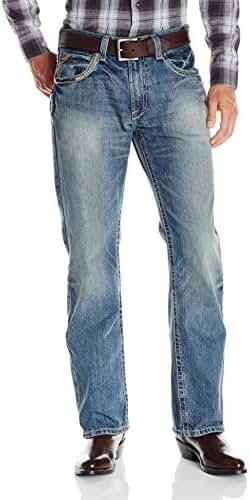 Ariat Men's M5 Slim Fit Straight Leg Jean