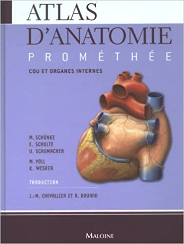 Atlas d\'Anatomie Promethee T.2: Cou et Organes Internes: Amazon.ca ...