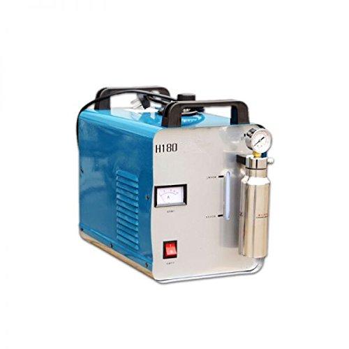 SigntigerGentle 300W Portable Oxygen Hydrogen Water Welder Flame Generator Acrylic Polishing Machine, 95L 1 Gas Torch free, 220V