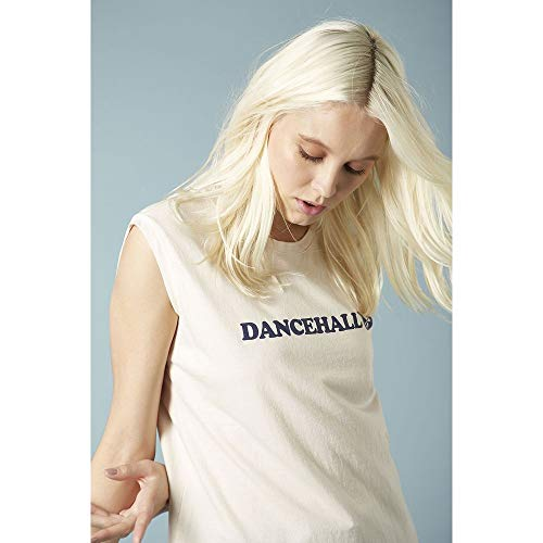 Top Dance Hall Off White - G