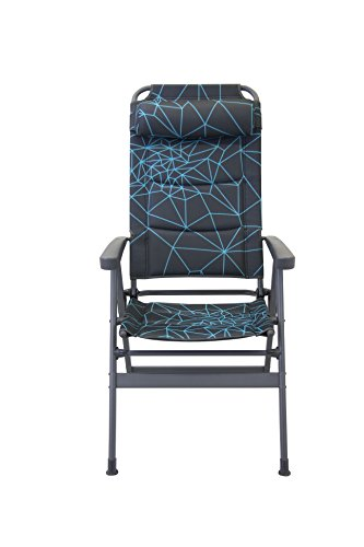 Portal Outdoor Active Range Portable Camping Chair, Lightweight and Compact, UV Resistant, Support up to 120kg (Garden Uk Range The Furniture)