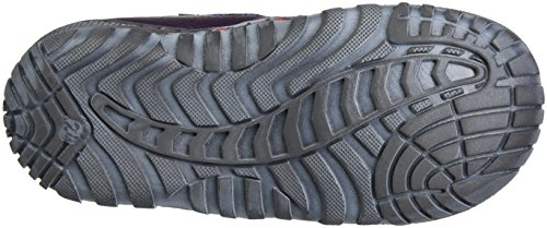 Pololo Unisex-Kinder Elche Klassische Stiefel Violett (Aubergine 500)