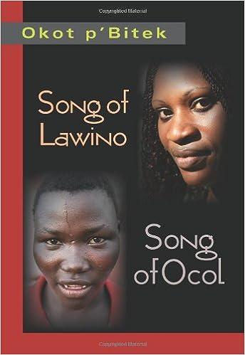 Amazon.com: Song of Lawino & Song of Ocol (9781478604723): Okot p ...