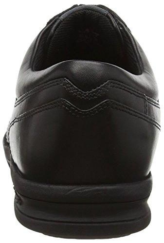 Kickers Troiko Lace - Botas Hombre Negro - negro