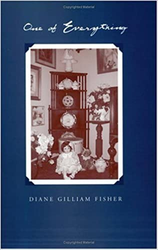 Book One of Everything (Cleveland Poets Series) 1st edition by Diane Gilliam Fisher (2003)