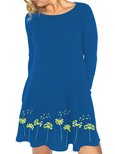 Silk-Wavy-Tunic-with-Floral-Hem-Embroidery-Customizable