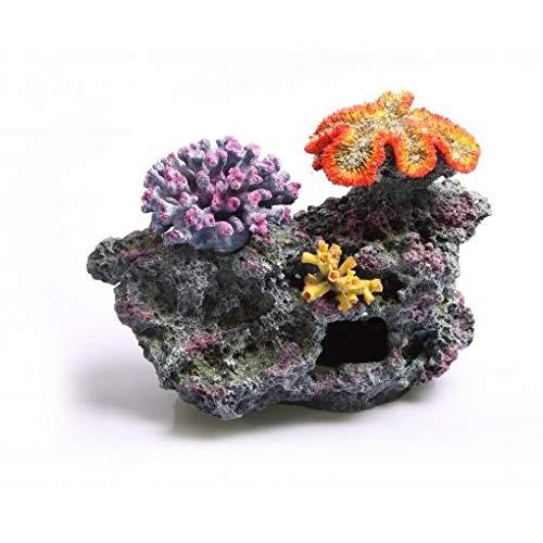 Aqua One Ornament 3 Corals on Live Rock