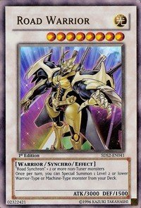 Top Deck 2009 (Yu-Gi-Oh! - Road Warrior (5DS2-EN041) - 5Ds Starter Deck 2009 - 1st Edition - Ultra Rare)
