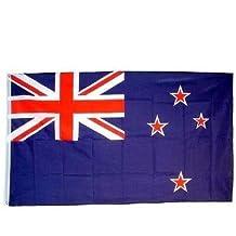 New Zealand Flag Polyester 3 ft. x 5 ft.
