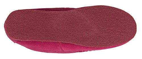 Article Homewear Femme 991711 Moc Pantoufle Desmond Polo Fuchsia Lauren Ralph AXxvqS