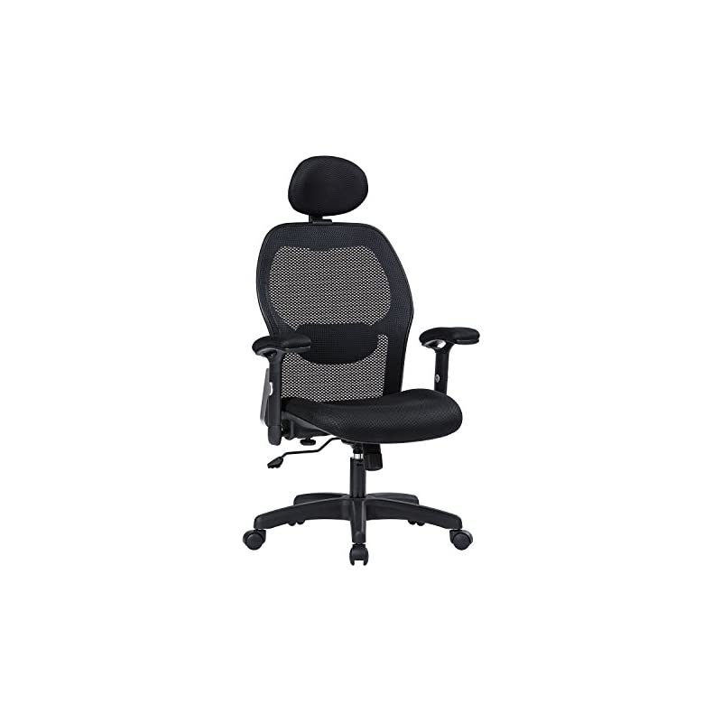 MBOO Ergonomic Office Chair, High Back E