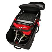 Bob Single Stroller Travel Bag Black