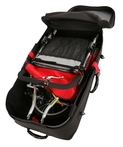 BOB Travel Bag for Single Jogging Strollers, Black by BOB Gear (Image #1)