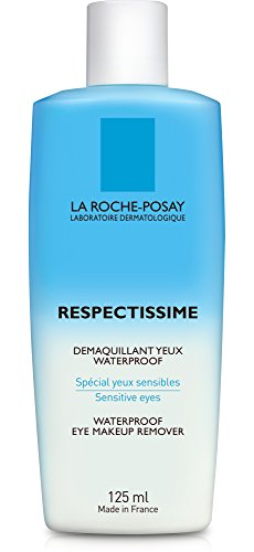 La Roche-Posay Respectissime Waterproof Eye Makeup Remover, 4.2 Fl. Oz.