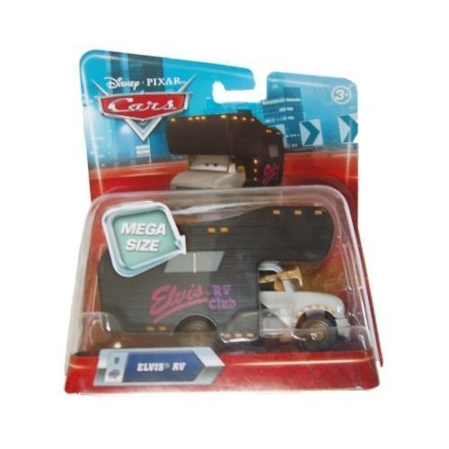 Disney Pixar Cars Mega Size Elvis RV ()