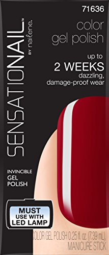 Sensationail Color Gel Royal Ruby 71636  .25 oz.