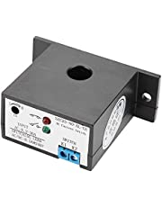LANTRO JS - SZC23-NO-AL-CH Normally Open Current Sensing Switch Adjustable The AC Current Monitoring Current Detection Protection AC 0.2-30A for AC Current Measurement and Monitoring