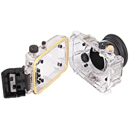 Waterproof Underwater Housing Case for Camera Sony Cyber-shot DSC-RX100 LF208